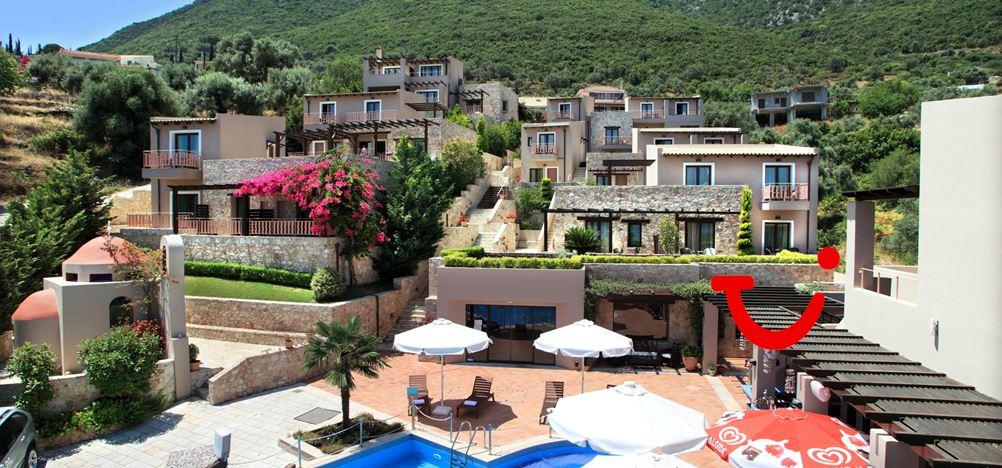 Tesoro Hotel Nikiana Griekenland Tui