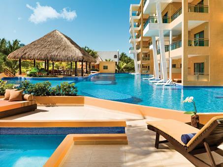 TUI BLUE El Dorado Seaside Suites & Spa Mexico Yucatan Rivièra Maya sfeerfoto 2
