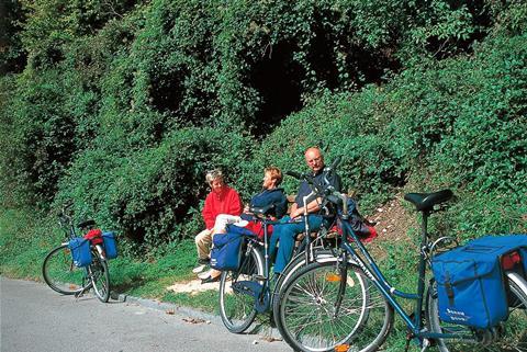 6-daagse fietsreis Duitse Donau