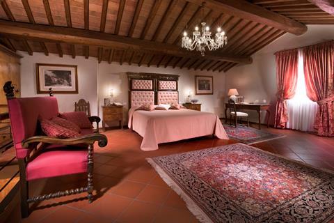 Villa Casagrande Italië Toscane Figline Valdarno sfeerfoto 2
