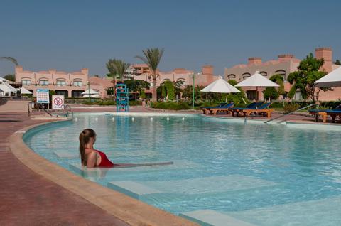 Akassia Swiss Resort & Aqua Park Egypte Marsa Alam El Quseir sfeerfoto 4
