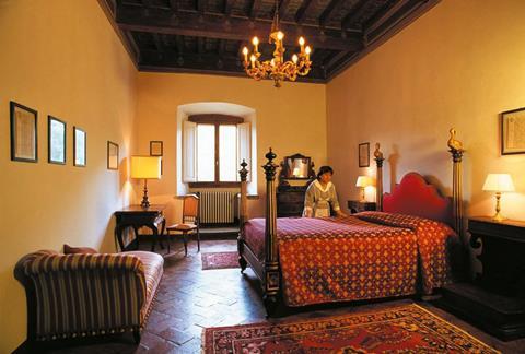 Villa Pitiana Italië Toscane Donnini sfeerfoto 1