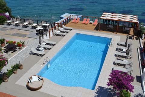 Havania Griekenland Kreta Agios Nikolaos sfeerfoto 1