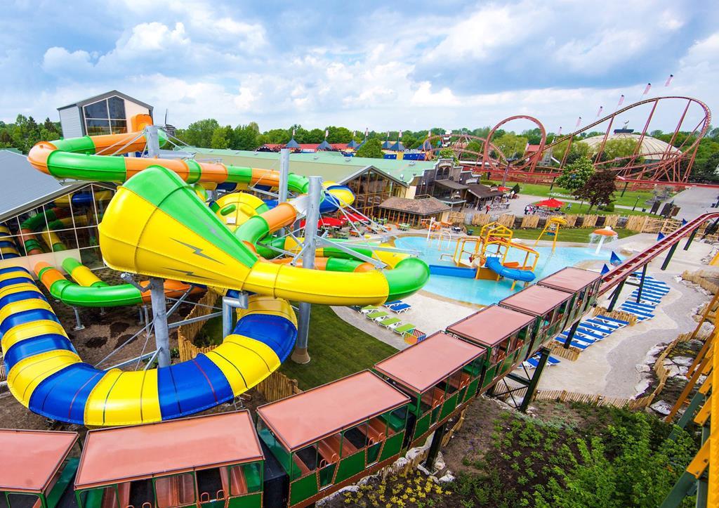 Attractie en Vakantiepark Slagharen