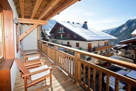 Top skivakantie Franse Alpen ⛷️Odalys Les Fermes de Châtel