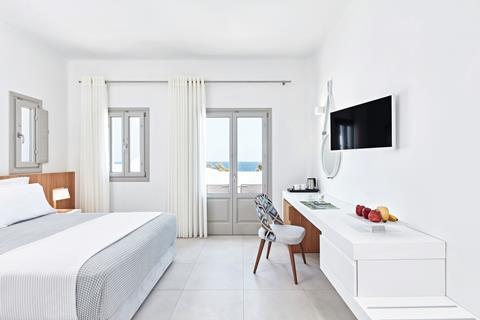 Costa Grand Resort & Spa Griekenland Cycladen Kamari sfeerfoto 1