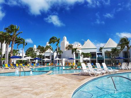 Courtyard by Marriott Aruba Palm Beach Resort