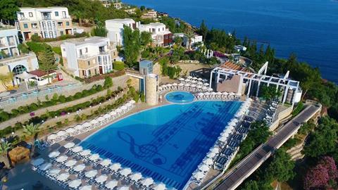Duja Premium Bodrum Turkije Egeïsche Kust Torba sfeerfoto 2