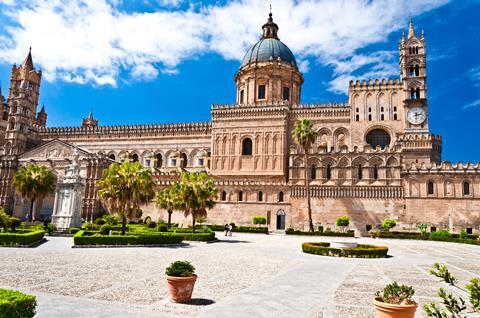8-daagse rondreis Charming Sicilië