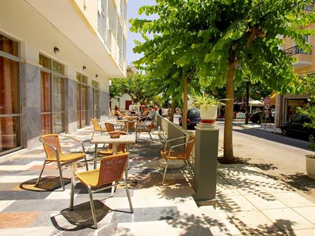Paritsa Griekenland Kos Kos-stad sfeerfoto 4