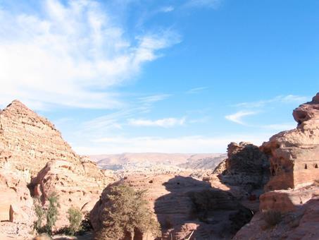 8-daagse familiereis het Magische Jordanië