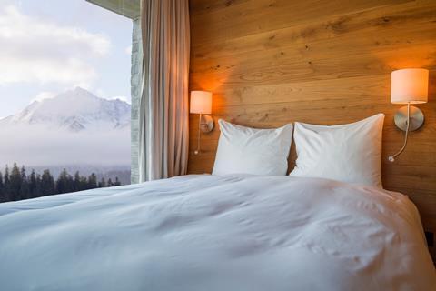 Goedkope wintersport Graubünden ⛷️Rocksresort