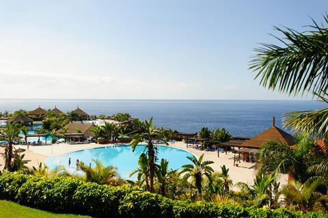 Zonvakantie La Palma & Teneguia Princess & Spa in Fuencaliente (La Palma, Spanje)