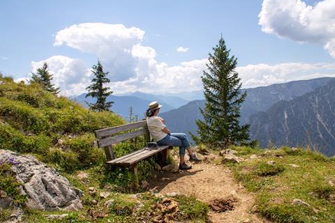8-daagse busreis Wandelen in Tirol