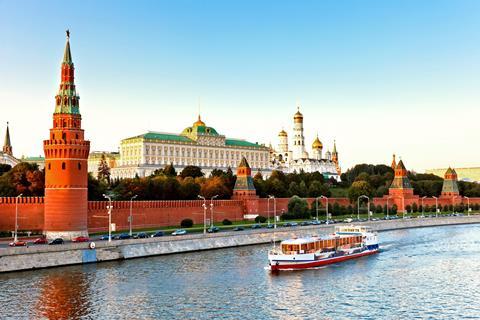 7-daagse rondreis Moskou & St. Petersburg