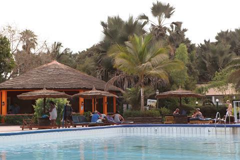 Holiday Beach Club Gambia West Gambia Kololi sfeerfoto 4