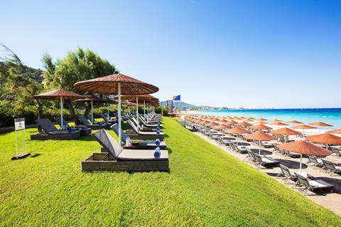 Sheraton Rhodes Resort Griekenland Rhodos Ixia sfeerfoto 2