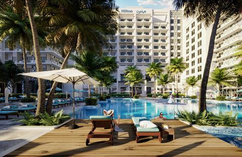 Hilton Abu Dhabi Yas Island beoordelingen