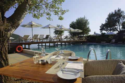TUI BLUE Atlantica Grand Mediterraneo Resort Griekenland Corfu Ermones sfeerfoto 2