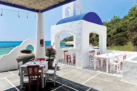 Korting zonvakantie Noord-Egeïsche Kust 🏝️Paloma Pasha Resort