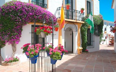 Globales Pueblo Andaluz Marbella 4 days Walking