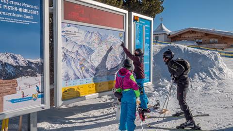 8-daagse Ski Safari Oostenrijk