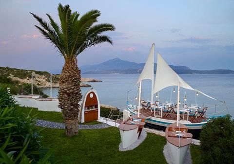 Proteas Blu Resort Griekenland Samos Pythagorion sfeerfoto 4