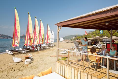 ROBINSON Club Sarigerme Park Turkije Lycische Kust Sarigerme sfeerfoto 2