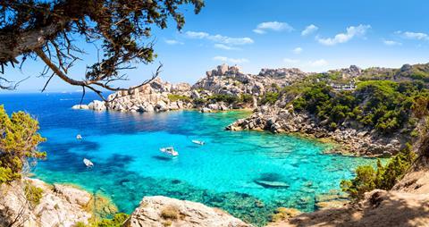 12 daagse busreis Sardinie