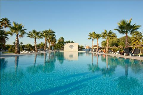 Seabel Alhambra Beach Golf & Spa Tunesië Golf van Hammamet Port el Kantaoui sfeerfoto 2