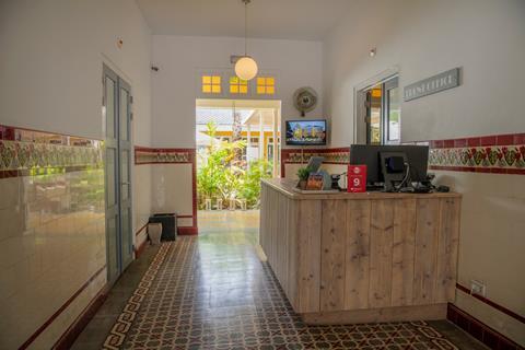Boutique Hotel 't Klooster Curaçao Curaçao Willemstad sfeerfoto 3