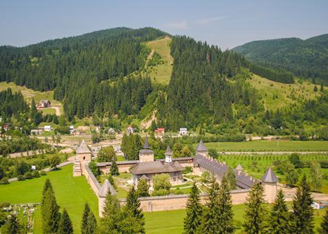 Voordelige zomervakantie  - 8-daagse rondreis Roemenië & Moldavië