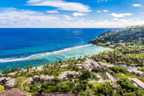 Last minute vakantie Mahé 🏝️Kempinski Seychelles Resort