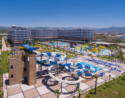 Eftalia Ocean Resort Spa