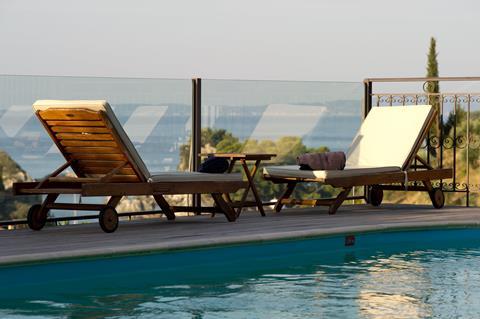 Enetiko Resort Griekenland Epirus Parga sfeerfoto 2