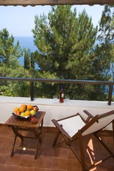Nautilus Barbati Griekenland Corfu Barbati sfeerfoto 4