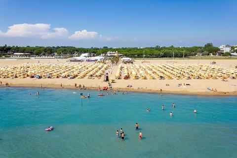 Villaggio Turistico Internazionale Italië Venetiaanse Rivièra Bibione sfeerfoto 1