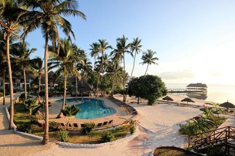 Paradise Beach Resort Tanzania Zanzibar Marumbi sfeerfoto 3