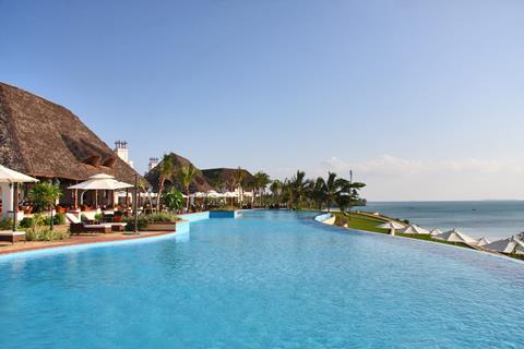 Seacliff Resort & Spa Tanzania Zanzibar Mangapwani sfeerfoto 1