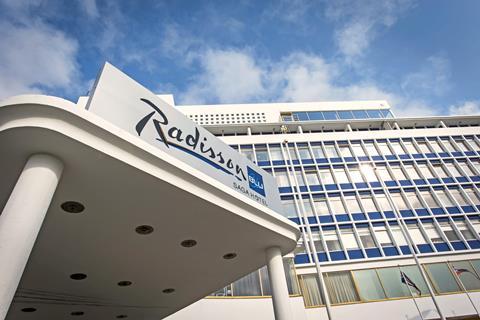 Radisson BLU Saga stedentrip met TUI