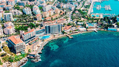 Charisma De Luxe Turkije Noord-Egeïsche Kust Kusadasi  sfeerfoto groot