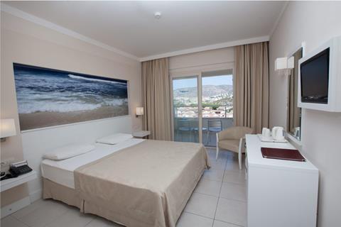 Batihan Beach Resort Turkije Noord-Egeïsche Kust Kusadasi sfeerfoto 1