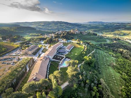 TUI BLUE Il Castelfalfi Italië Toscane Montaione sfeerfoto 3