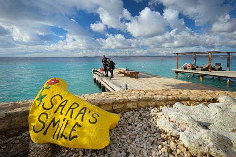 Belmar Oceanfront Apartments Bonaire Bonaire Belnem sfeerfoto 2