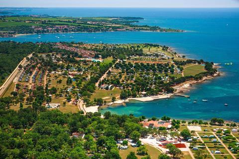 Korting vakantie Istrië 🚗️Park Umag