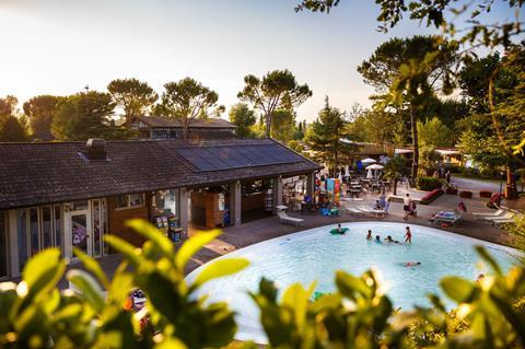Familypark Altomincio - Human Travel Italië Gardameer Valeggio sul Mincio sfeerfoto 2