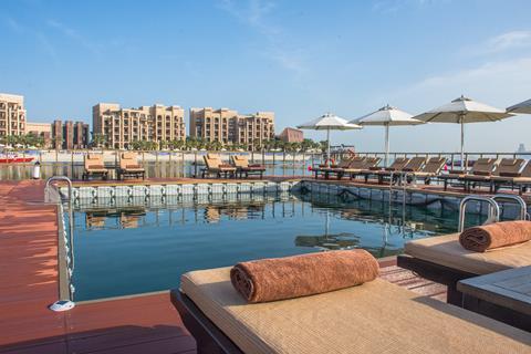 Hilton DoubleTree Marjan Island Resort & Spa