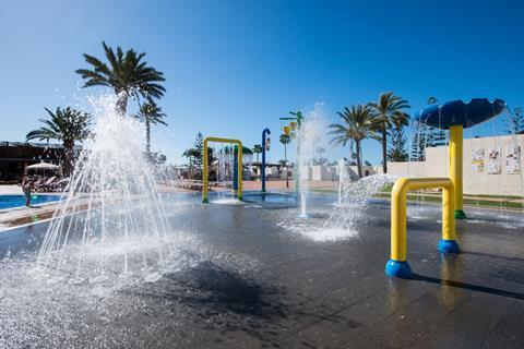 HD Parque Cristóbal Gran Canaria Spanje Canarische Eilanden Playa del Inglés sfeerfoto 1