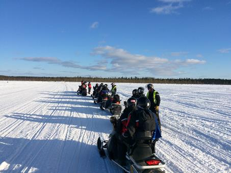 8-dg rondreis Adventure on the Ounasjärvi river