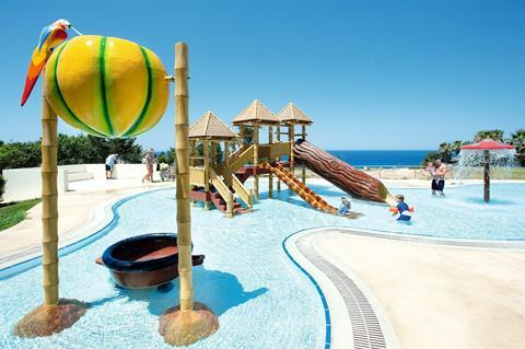 SPLASHWORLD Leonardo Laura Beach & Splash Resort Cyprus West-Cyprus Paphos sfeerfoto 2